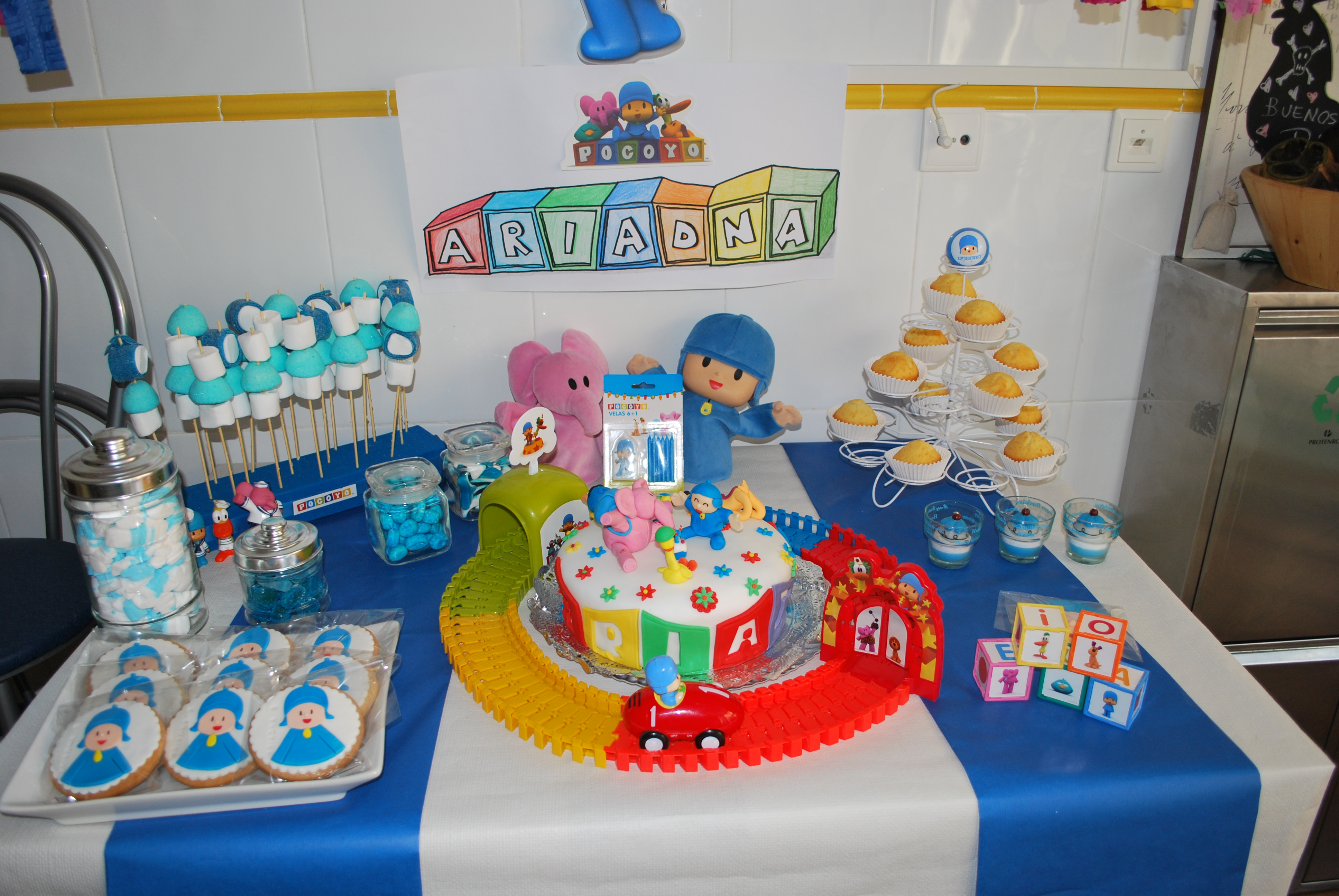 Tartas de cumpleanos infantiles fiestas decoracion - Fiesta cumpleanos infantil ...