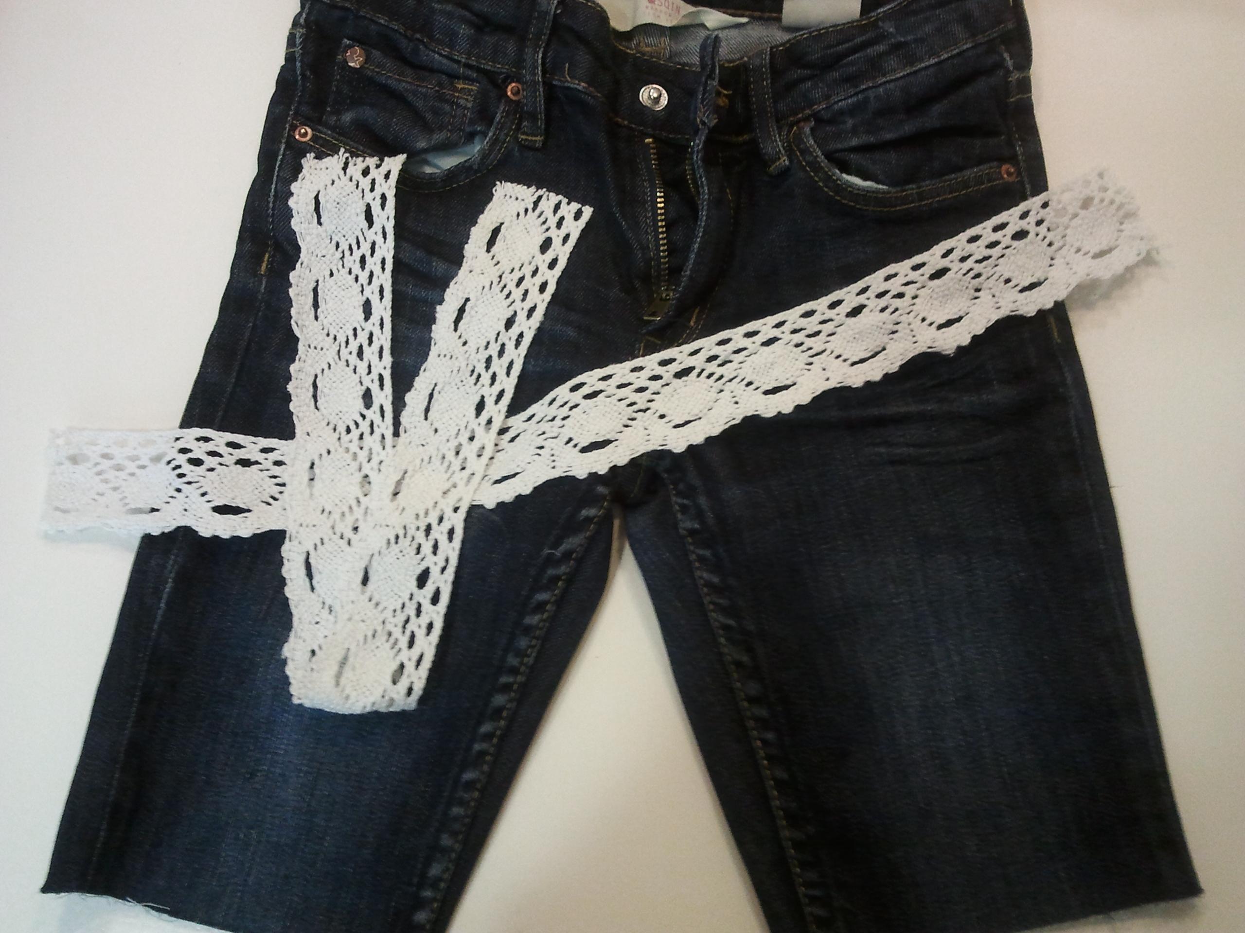 nuevo baratas auténtico tan baratas Pantalones con puntilla   Bolas de Chicle